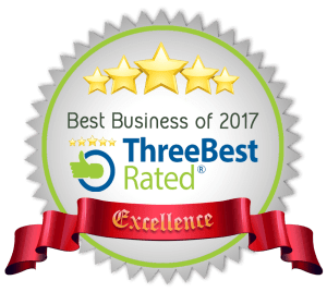 Three Best Rated Businesses of 2017