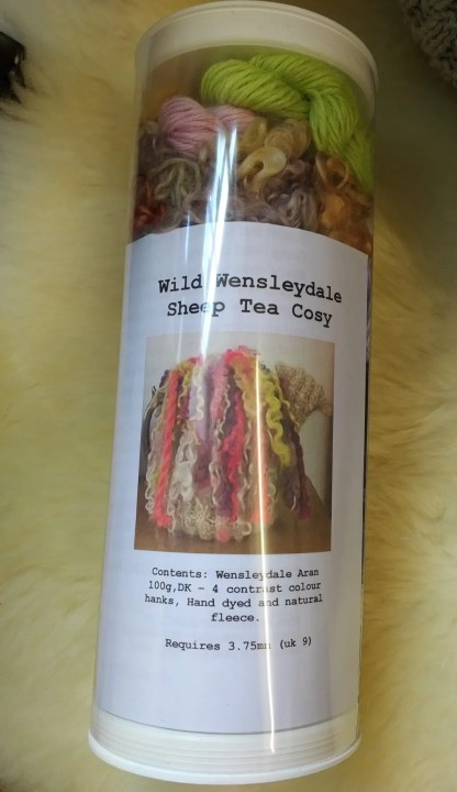 Wensleydale Tea Cosy Kit