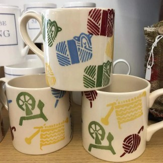 Wensleydale Longwool Sheep Shop Mugs
