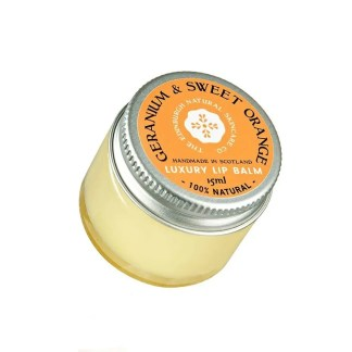 Edinburgh Natural Skincare Co. Luxury Lip Balm