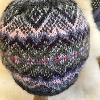 Wensleydale Nona 4 Ply Hat