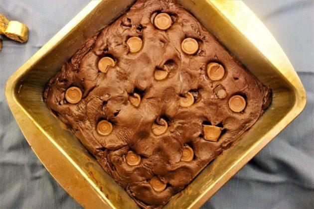 rolo brownies
