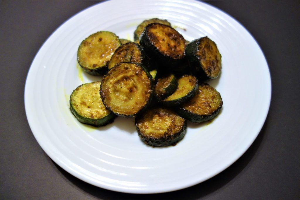 Curried Zucchini: Simple Vegetable Side Dishes