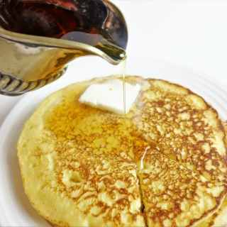 Lemon Ricotta Pancakes: Sweet Breakfast Treats