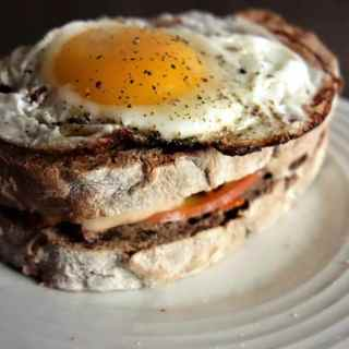 Croque Madame – The Ultimate Easy-to-Make Brunch Food