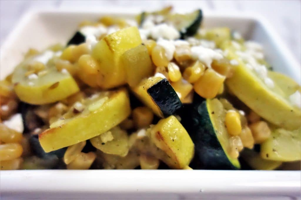 New Mexico Style Calabacitas (Sauteed Zucchini)