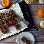 Easy Pumpkin Pie Pecan Bars