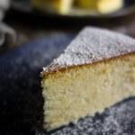 Light & Fluffy Japanese Cheesecake