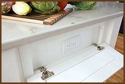Integrated Kitchen Design How To Hide Appliances