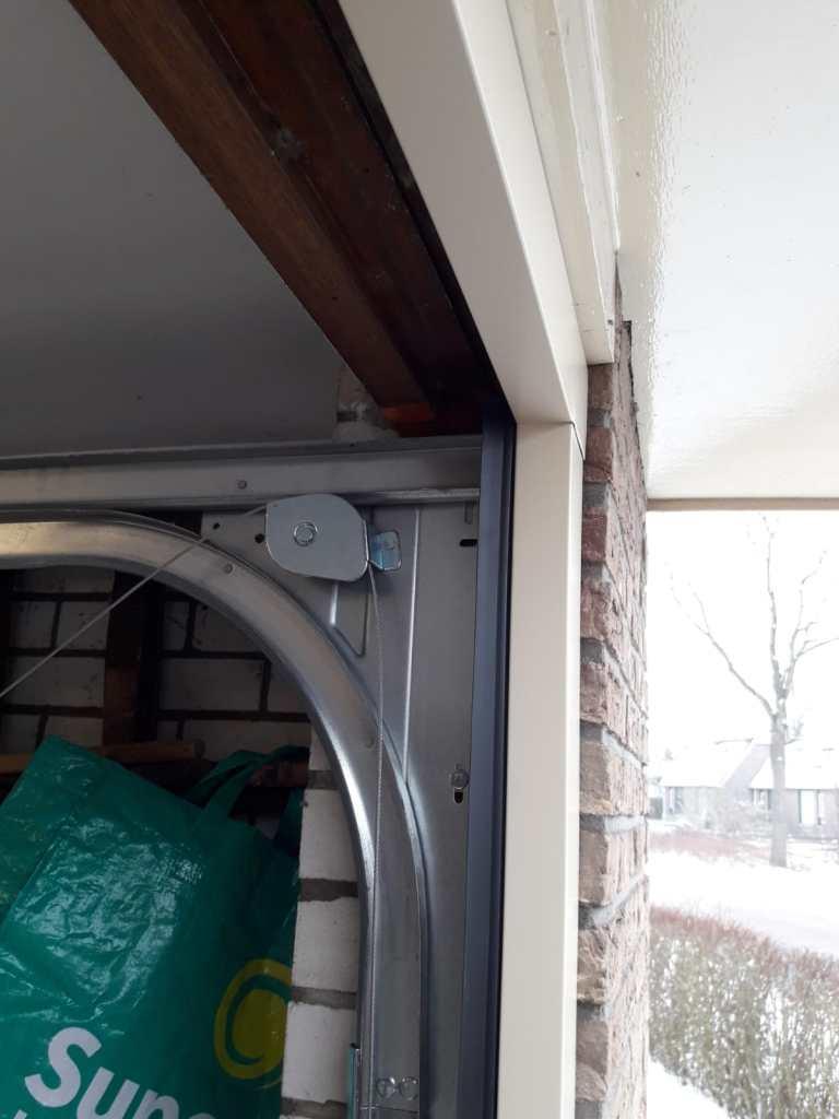 beslag garagedeur