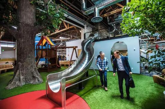 Playground Global公司內部