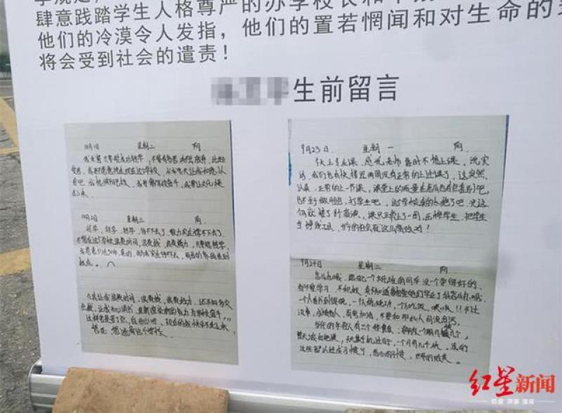 16岁艺校女生家中自杀 生前日记曝光:学校把学生当挣钱工具