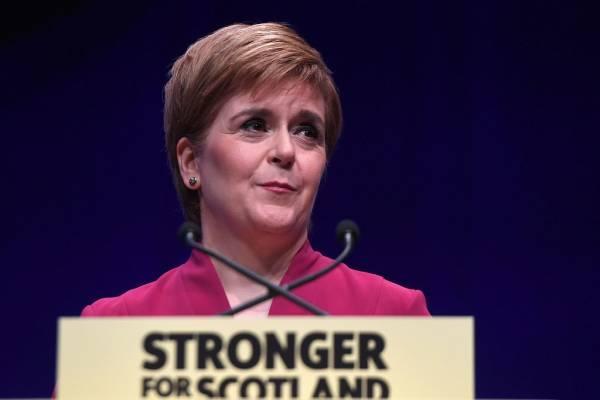 苏格兰首席大臣:独立近在咫尺
