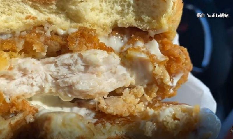 限量炸雞漢堡回歸 美國男子為它好吃到丟了性命