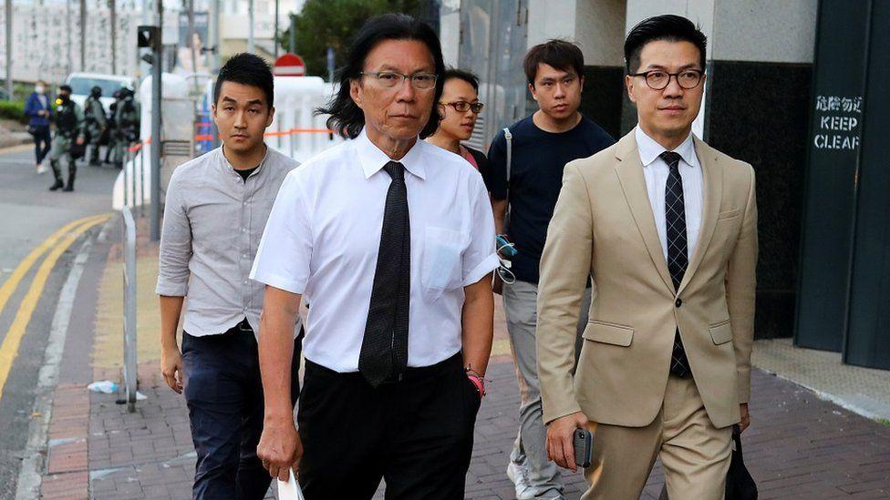 范国威、邝俊宇等五名代表获准进入理工大学协调