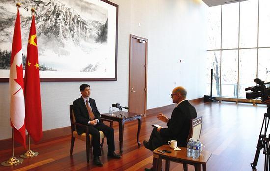 孟晚舟称这一年经历恐惧和痛苦 中国驻加大使回应_图1-1