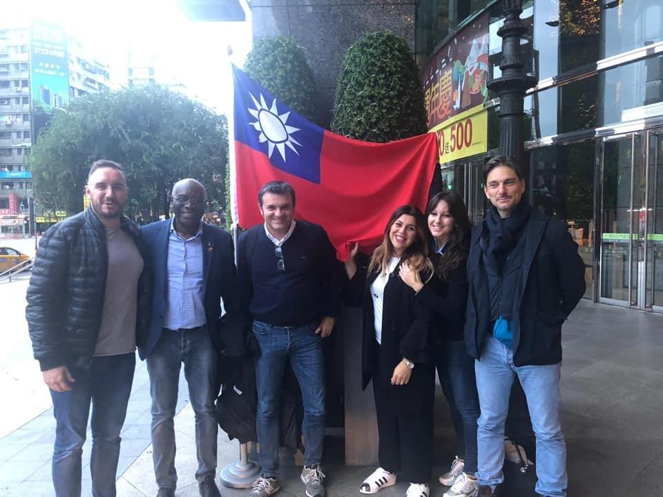 义大利最具民意政党:呼吁政府承认台湾