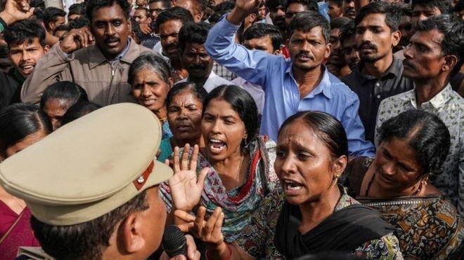 """印度体制下恶性轮奸案发后的""""惊世结局"""""""