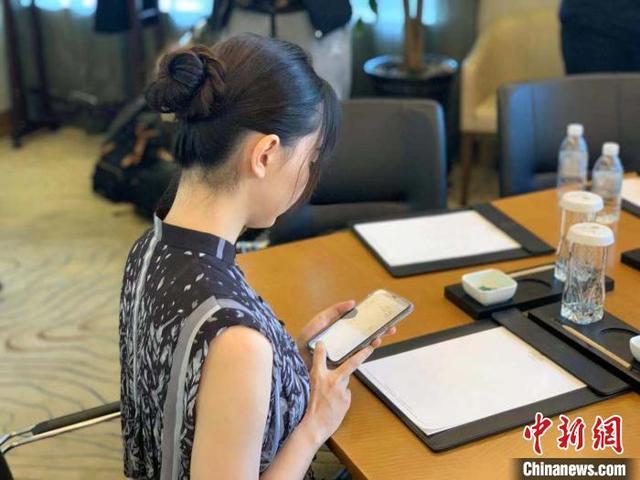 台湾美女棋手黑嘉嘉:黑白世界中的一抹亮色(图)