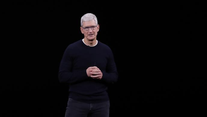 库克去年收入曝光!或许只有苹果才雇得起(图)