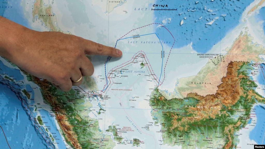 海域纠纷升级 东南亚国家为了抗中国连渔民都用上