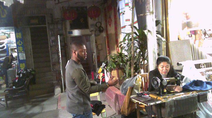 探访广州黑人村,我好像来到非洲(组图)