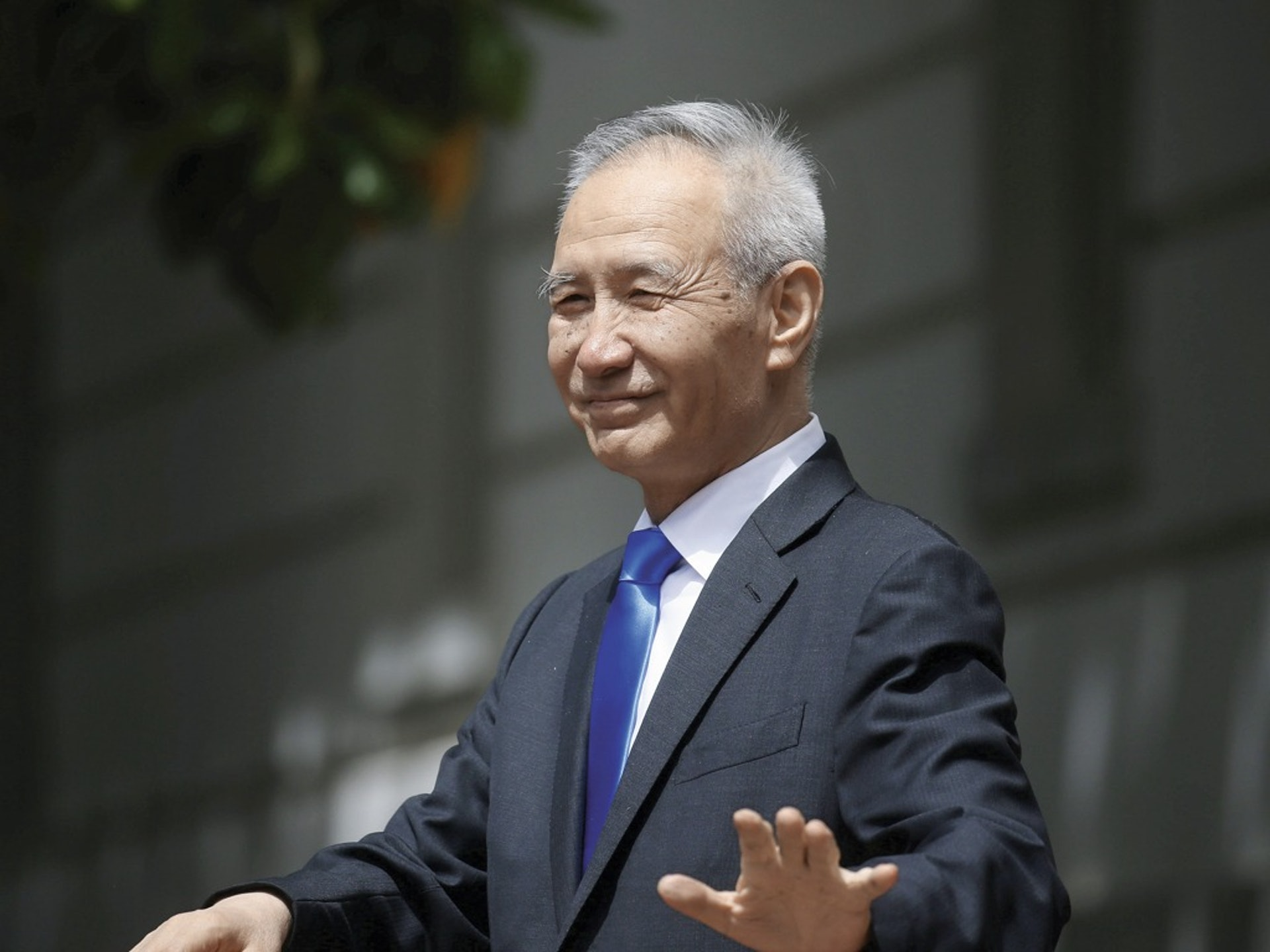 特朗普要亲自上阵与刘鹤签协议 内心暗打小算盘