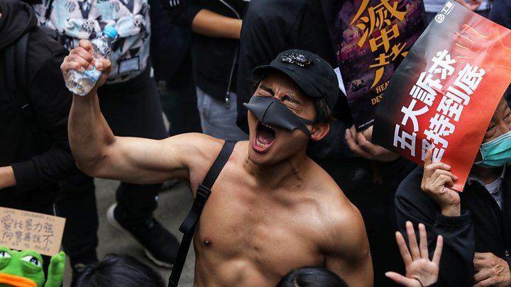 """人权观察负责人在发表前夕被香港政府""""拒绝入境"""""""