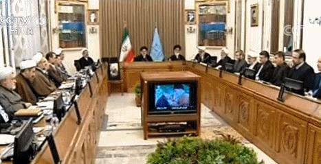 英大使伊朗集会视频曝光 伊方:所作所为不符身份