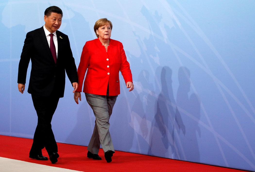 德国的华为难题:中国会报复它的汽车产业吗?