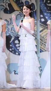 2020 年日本小姐冠軍出爐:名校文科學霸(圖)
