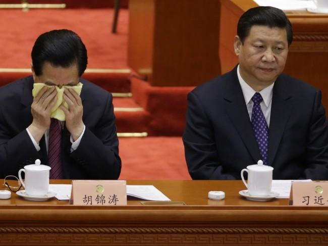 胡錦濤:非典曾讓我心急如焚 對不起中國人民世界人民