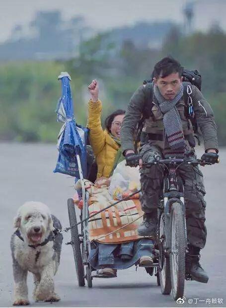 5年前,那个带着绝症女友骑行中国的小伙,后来怎么样了?