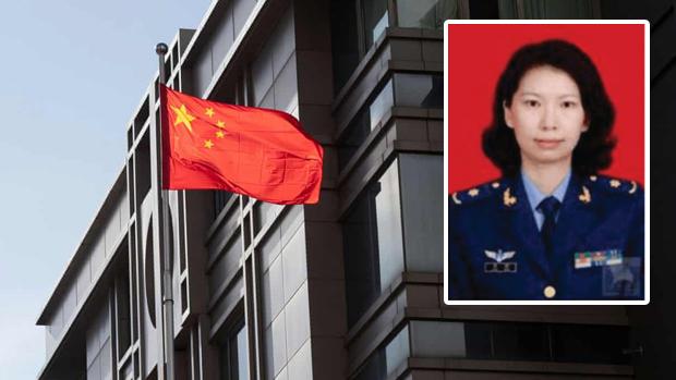 中国军人唐娟将出庭 美国安部成立中国工作组