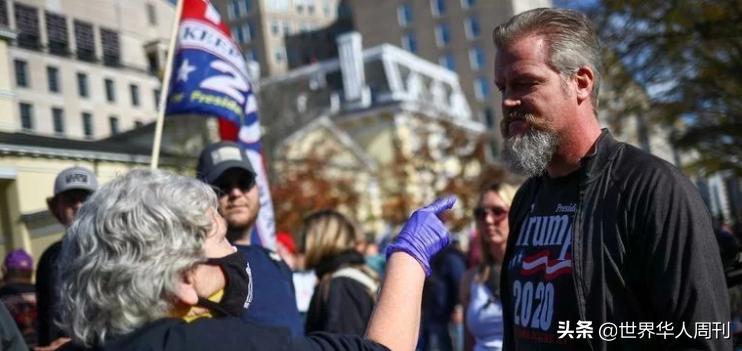 """""""紅脖子""""白人:美國最不受待見的一群人,正在拚命保護特朗普"""
