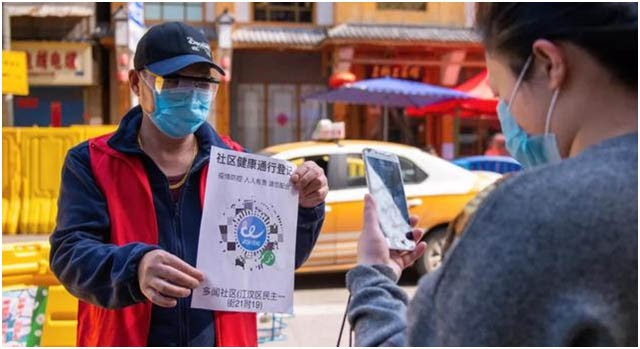 中国民主转型研究所:新冠疫情对中国人权的影响