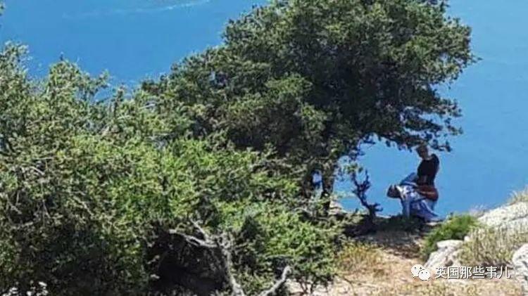 他将怀孕7月的妻子推下山崖疑似骗保?有游客拍下视频!