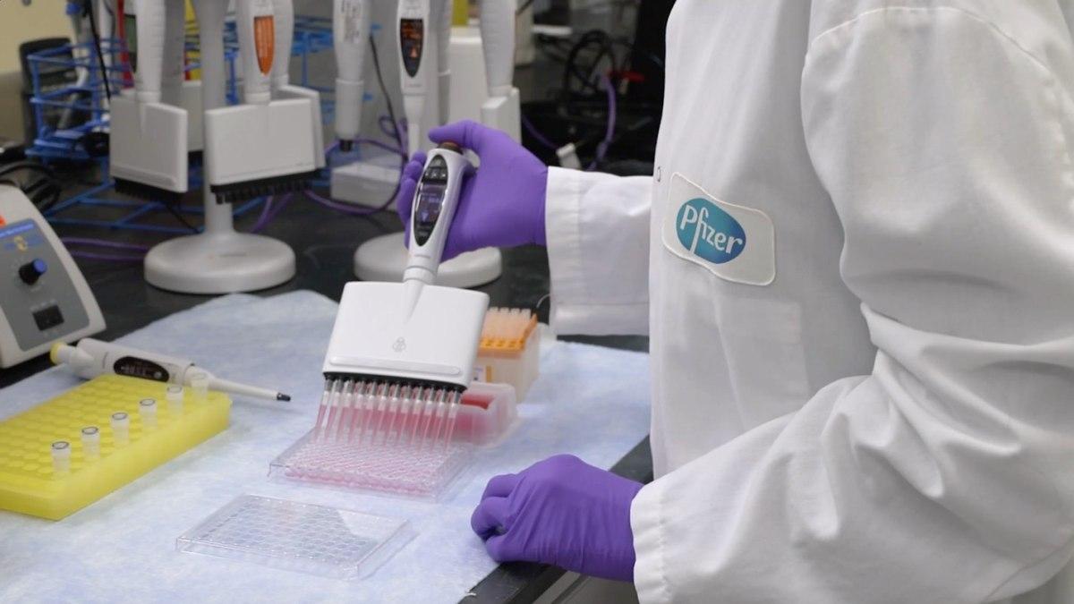"""医学机构:这类人群打辉瑞疫苗""""效力减半"""""""