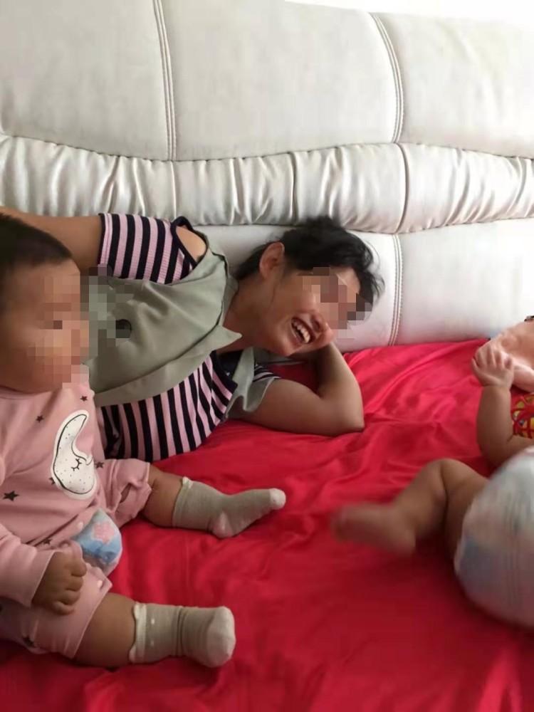 女子离婚前带儿女从24楼家中跳下坠亡 留下遗言....