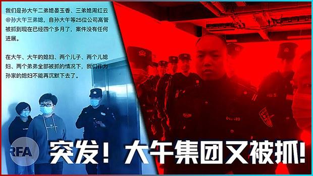 """孙大午律师""""被寻衅"""" 中国民营企业家怎么活?"""