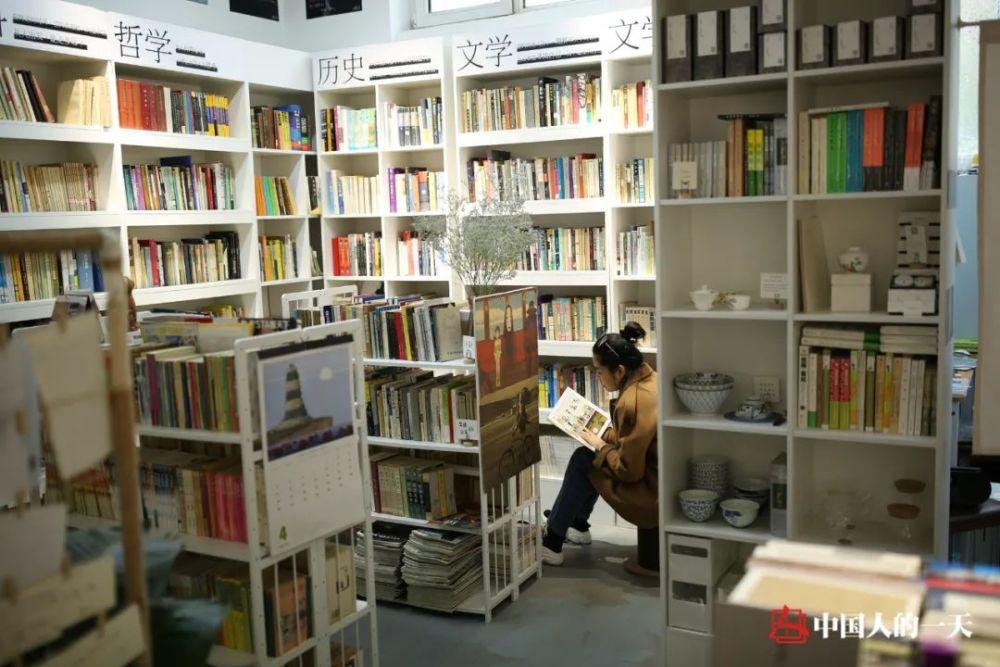 想吃饭,拿书来换!北漂10年后,他回老家开书店