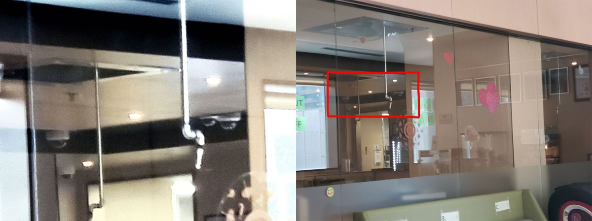 被传影像传回中国 实拍:加国海底捞店内摄像头众多