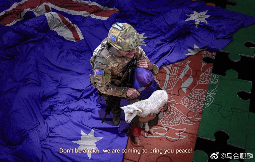 """""""我还记得他们的惨叫..."""" 外媒曝澳军阿富汗杀戮细节"""
