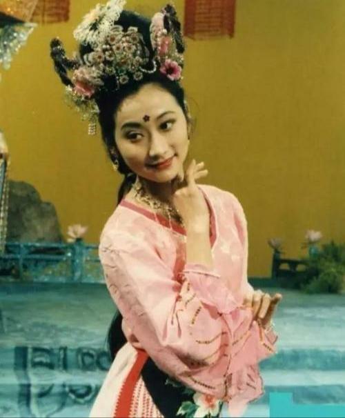 86版《西游记》11位美人今昔对比,年龄最大的快80岁了