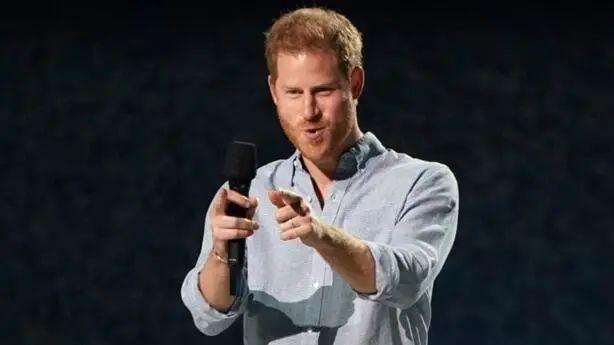 """哈里王子:我以前像活在""""楚门的世界""""和动物园里"""