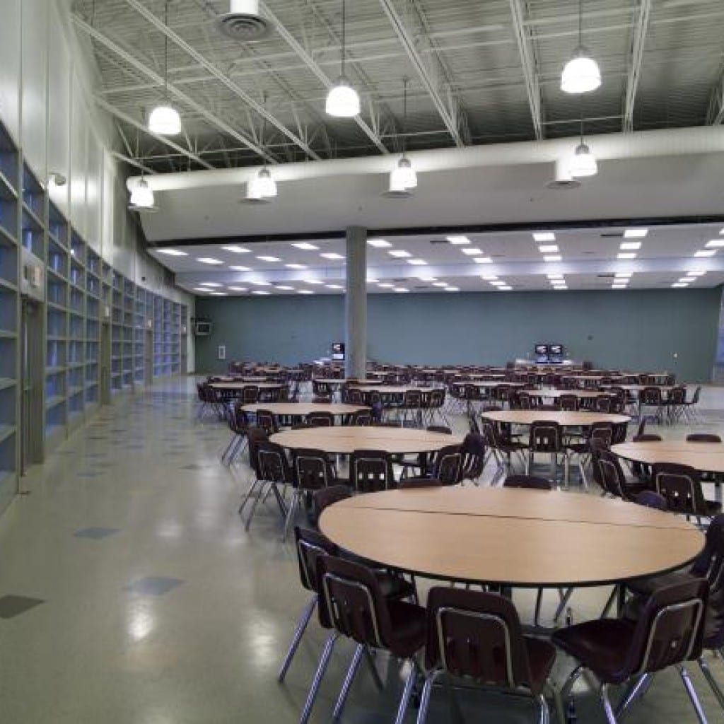 Boulder Creek High School WE ONeil Construction