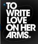 To Write Love On Her Arms Coupons, Promo Codes