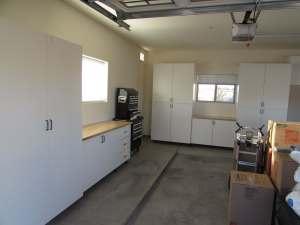 Garage Cabinets by We Organize-U Prescott AZ