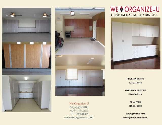 Garage Cabinet Brochure Prescott