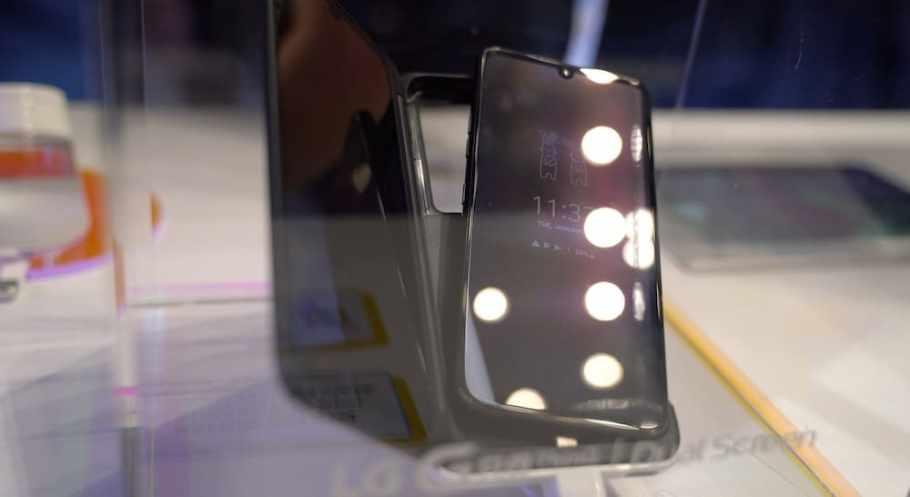 Teléfono LG G8X Dual Screen